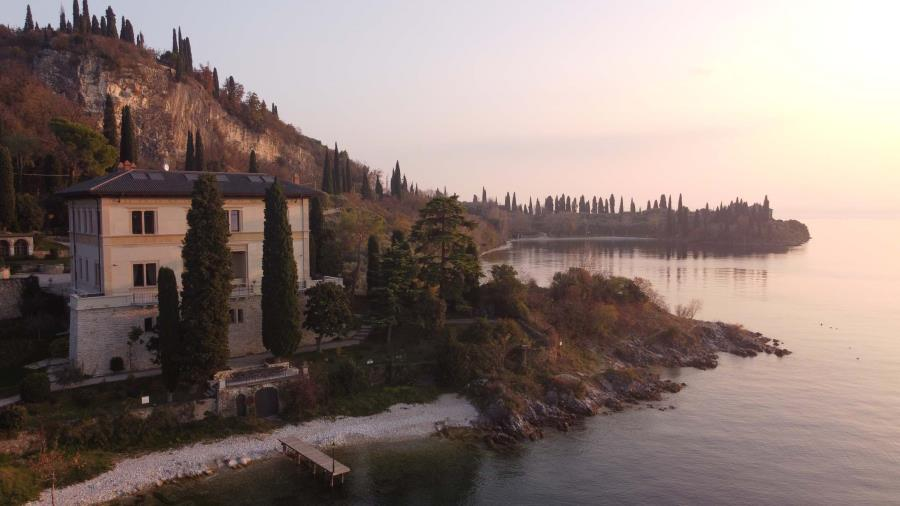 Villa Giacometti in Garda - firstclass holidays