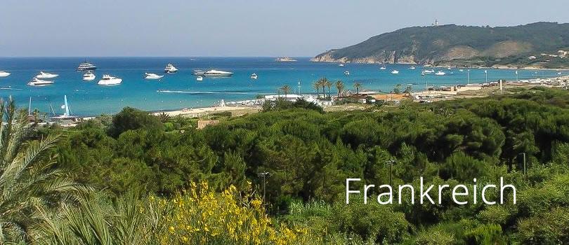 Küste in Frankreich