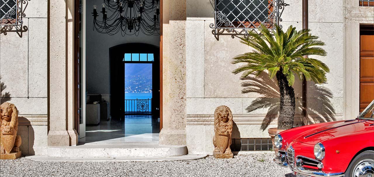 Ferienhaus am Gardasee mieten