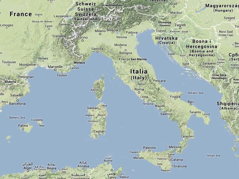 italien karte gardasee Villa in Italien   firstclass holidays italien karte gardasee